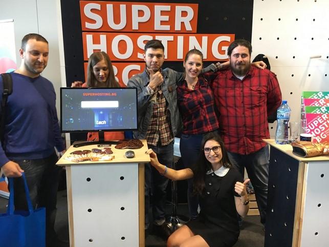 Superhosting.bg - markedsleder i Bulgarien