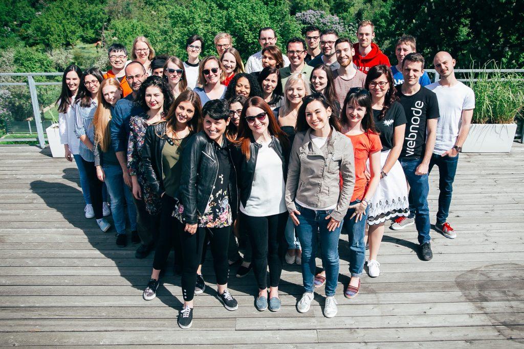 Webnode - én af Centraleuropas førende sitebuilders (hjemmesideprogrammer)